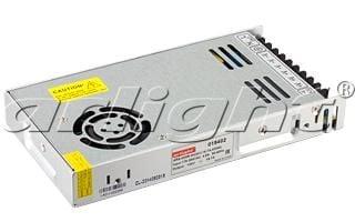 Блок питания Arlight HTS-400-24-Slim (24V, 16.7A, 400W) 020821Блоки питания<br><br>