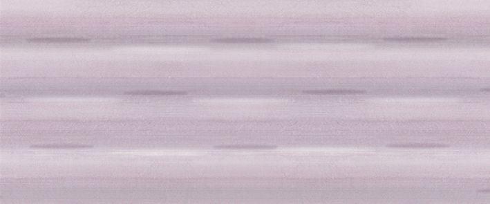 Aquarelle lilac Плитка настенная 01 25х60Плитка<br><br>