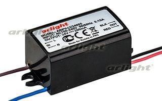 Блок питания Arlight ARPV-LV24005 (24V, 0.2A, 5W) 011745Блоки питания<br><br>