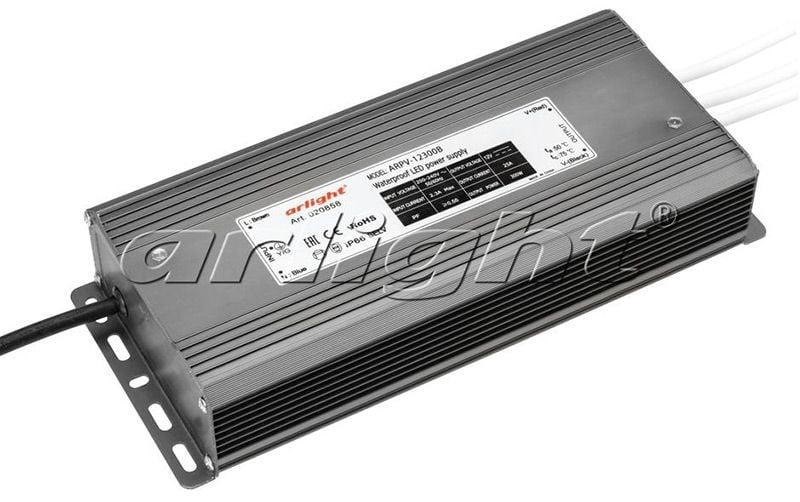 Блок питания Arlight ARPV-12300B (12V, 25A, 300W) 020858Блоки питания<br><br>