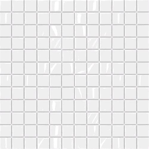 Темари белый мозаика 20003 N 29,8х29,8Мозаика<br><br>