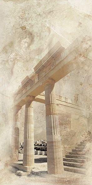 Помпеи Декор (Арка) ВС9ПМ054 24,9х50Плитка<br><br>