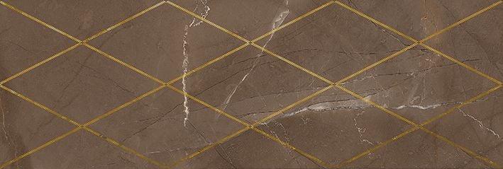 Миланезе дизайн Декор Римский марроне Плитка<br><br>