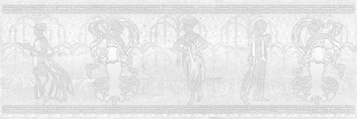 Мармара Олимп Декор серый 17-03-06-660 20х60Плитка<br><br>