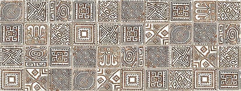 Ethno Плитка настенная рельефная TWU06ETH404 15х40Плитка<br><br>