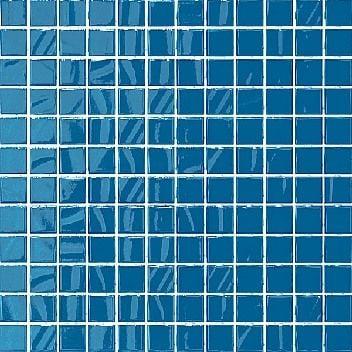 Темари Плитка настенная индиго (мозаика) Мозаика<br><br>