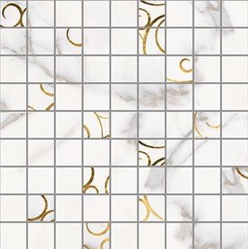 Миланезе дизайн Мозаика 3 натуральный 1932-1084 Керамогранит<br><br>