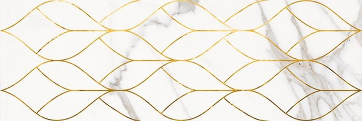 Миланезе дизайн Декор Тресс каррара 1664-0156 Плитка<br><br>