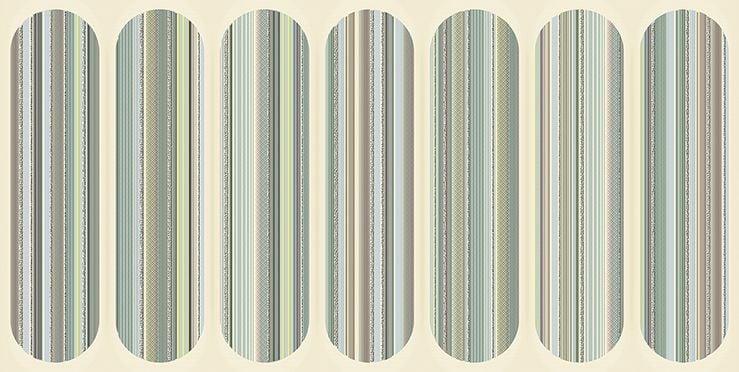 Boho Декор Verde Geometry 31,5x63Плитка<br><br>