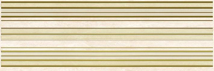 Петра Лайн Декор бежевый 17-03-11-658 20х60Плитка<br><br>