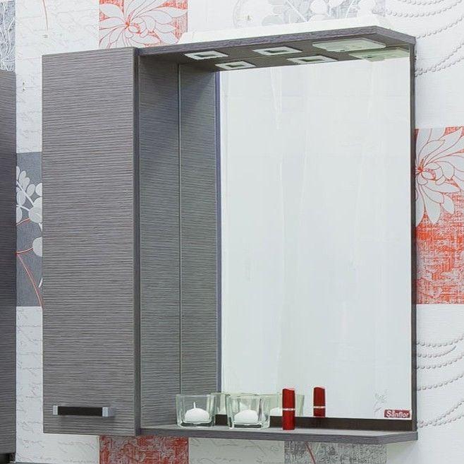 Зеркало Sanflor Торонто 75 Н0000001227 венге, орфео Зеркала<br><br>
