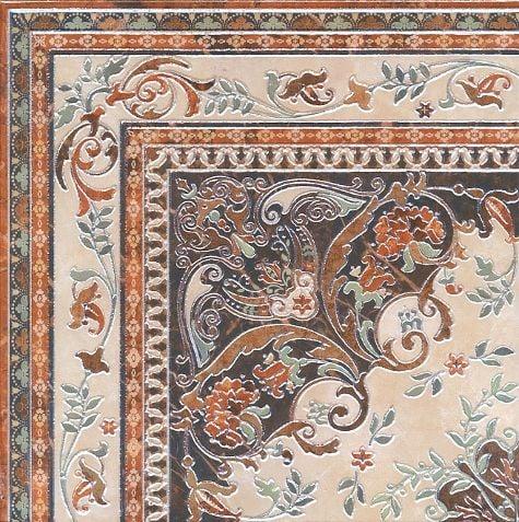 Мраморный дворец Декор ковёр угол лаппатированный Керамогранит<br><br>