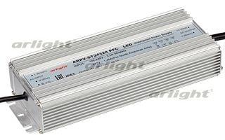 Блок питания Arlight ARPV-ST24320 PFC (24V, 13.3A, 320W) 018394Блоки питания<br><br>