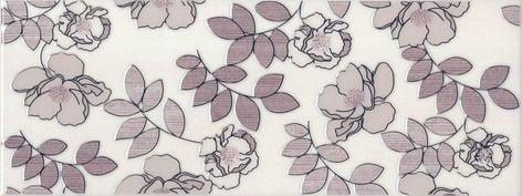 Ньюпорт Декор Цветы фиолетовый STG\C182\15010 Плитка<br><br>