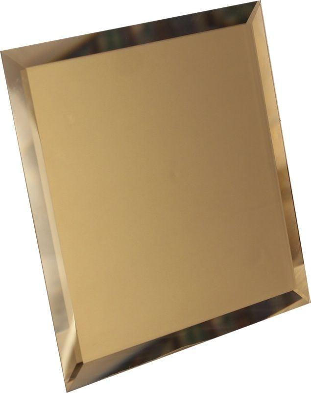 Квадратная зеркальная бронзовая плитка Плитка<br><br>