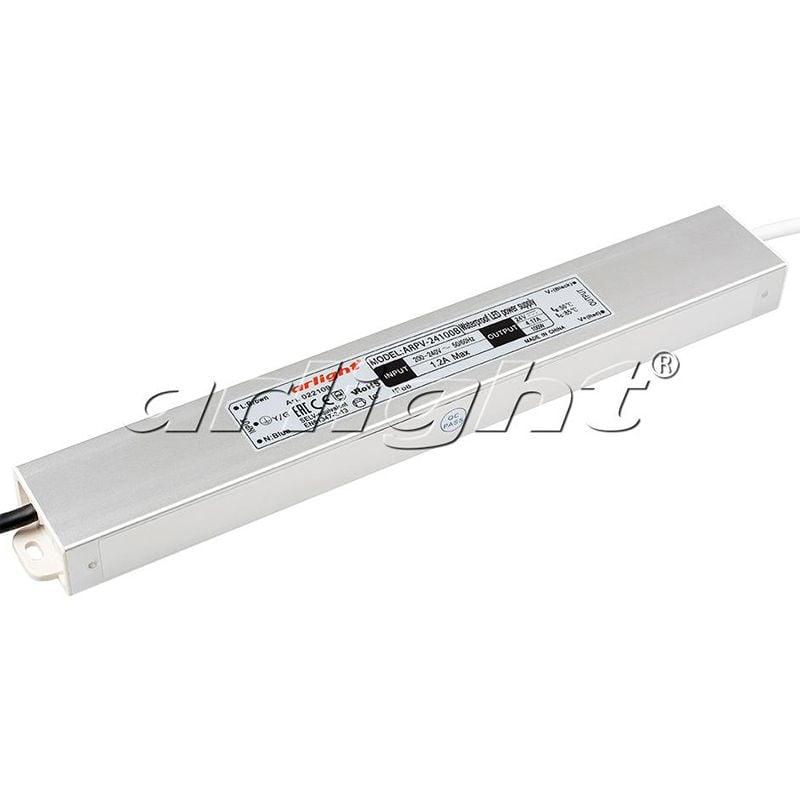 Блок питания Arlight ARPV-24100B-Slim (24V, 4.2A, 100W) 022109Блоки питания<br><br>