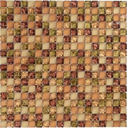Мозаика PM241SXA Primacolore 15x15/300x300 (11 pcs) - 0.9Мозаика<br><br>