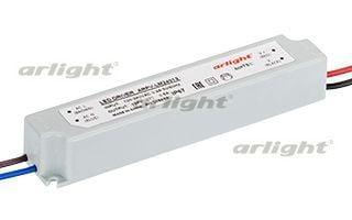 Блок питания Arlight ARPV-LM24012 (24V, 0.5A, 12W) 019489Блоки питания<br><br>