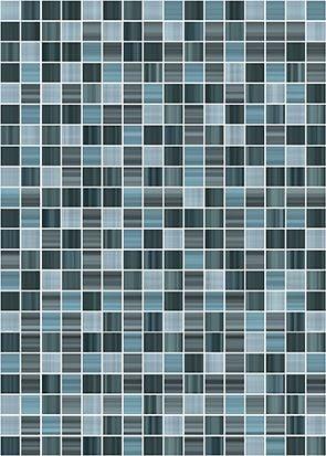 Motive Плитка настенная синяя (MFM341D) 25х35Плитка<br><br>