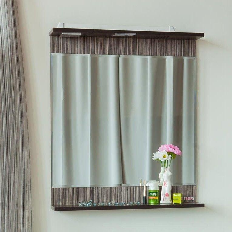 Зеркало Sanflor Толедо 60 Н0000001260 венге, зебраноЗеркала<br><br>