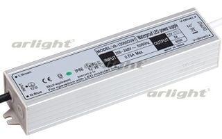 Блок питания Arlight ARPV-12060B (12V, 5A, 60W) 020006Блоки питания<br><br>