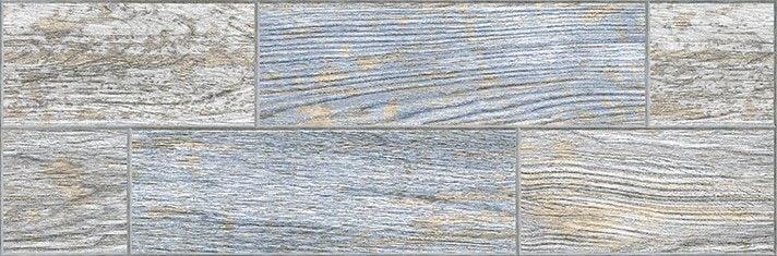 Индиго Керамогранит голубой 6064-0029 19,9х60,3Плитка<br><br>