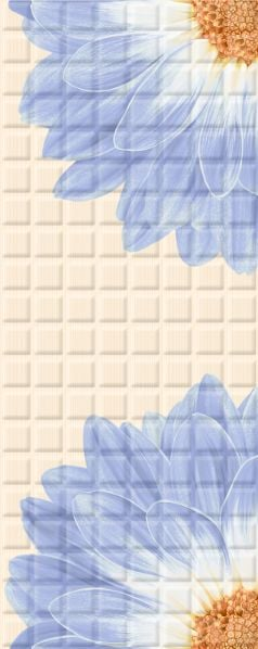Mariscos Плитка настенная Floris Atlantic 20,1х50,5Плитка<br><br>