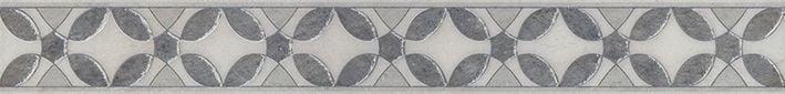 Галдиери Бордюр напольный серый лаппатированный Плитка<br><br>