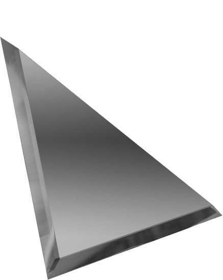 Треугольная зеркальная графитовая плитка Плитка<br><br>