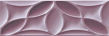 Marchese lilac Плитка настенная 02 10х30Плитка<br><br>