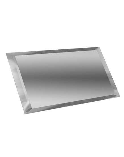 Прямоугольная зеркальная серебряная плитка Плитка<br><br>