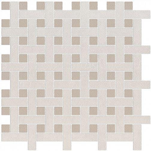 Сафьян Декор бежевый мозаичный SG183/001 42,7х42,7Плитка<br><br>