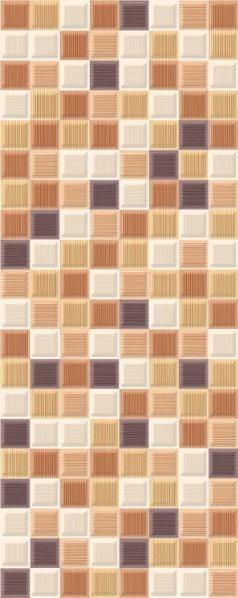 Mariscos Плитка настенная Mosaic Mocca 20,1х50,5Плитка<br><br>
