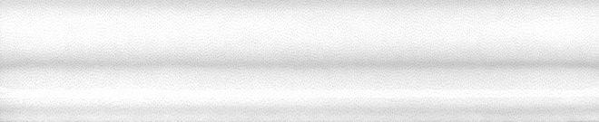 Мурано Бордюр Багет белый BLD021 15х3Плитка<br><br>