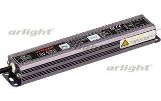 Блок питания Arlight ARPV-GT12050A (12V, 4.2A, 50W) 017263Блоки питания<br><br>