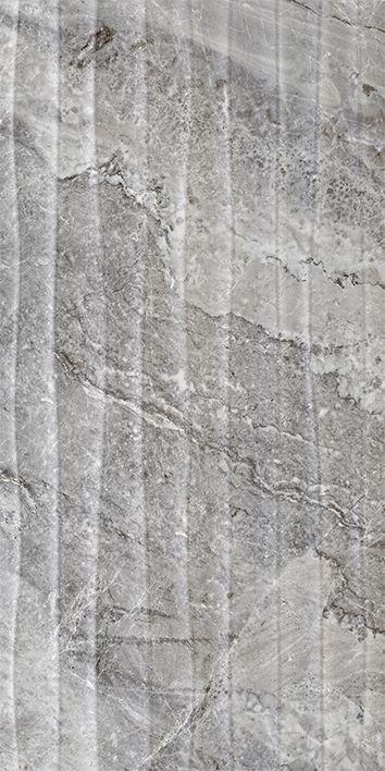 Versus Grey Декор Волна (K941291) 30x60Плитка<br><br>