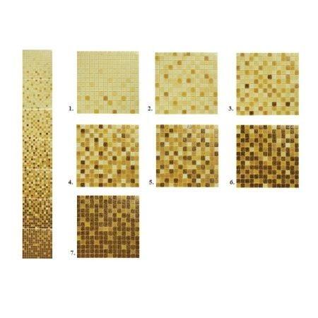 Растяжка GG116SMA (MV-602) Primacolore 0,305х2,135 (7pcs.Mesh)Мозаика<br><br>