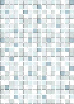 Motive Плитка настенная голубая (MFM041D) 25х35Плитка<br><br>