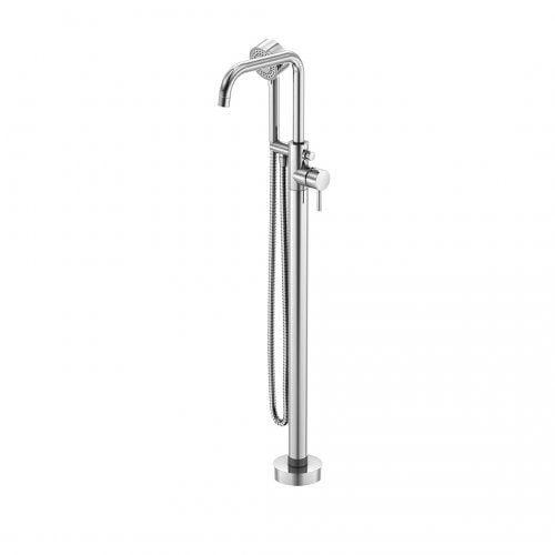 Смеситель для ванны напольный Steinberg 100 1166Смесители для ванны<br><br>