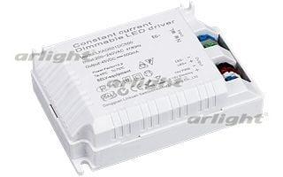 Блок питания Arlight ARJ-LK45500-DIM (23W, 500mA, 0-10V, PFC) Блоки питания<br><br>